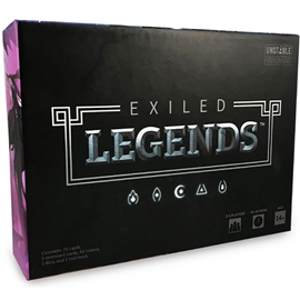 "Game - Exiled Legends <font color = ""red"">On Sale</font>"