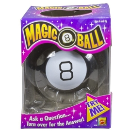 Game - Magic 8 Ball