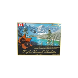 Rene Rey Dark Chocolate Maple Almond 150g