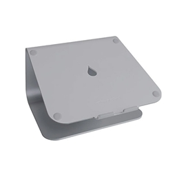 Laptop Stand - Rain Design MStand 360  with Swivel Base Space Grey