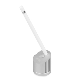 Apple Pencil Dock - Furo Charger and Stand Silver