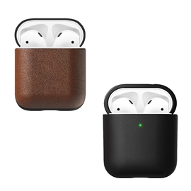 AirPods Cover - Nomad Rugged Leather Assorted Colours