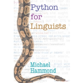PYTHON FOR LINGUISTS