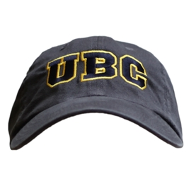 Hat - Dad Style - UBC Basic Charcoal