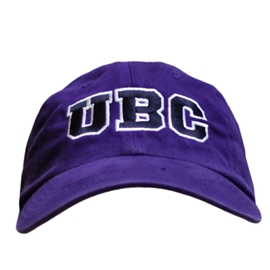 Hat - Dad Style - UBC Basic Purple