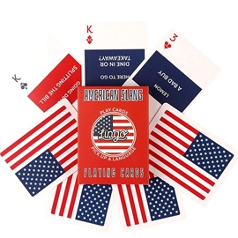 "Game - Lingo Playing Cards: American Slang <font color = ""red"">On Sale</font>"