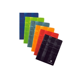 Notebook - Claire Fontaine Lined + Margin A4 Assorted Colours