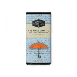 Seattle Chocolate, Pike Place Espresso 70g