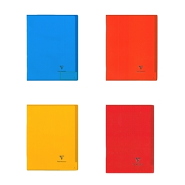 Notebook - Claire Fontaine Koverbook Lined A4 Assorted Colours