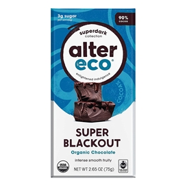 Alter Eco Dark 85% Cacao Bittersweet 80g