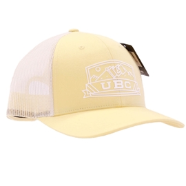 "Hat - Trucker - UBC Low Pro Banana Panel Birch <font color = ""red"">On Sale</font>"