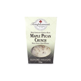 Templemans, Toffee Maple Pecan Crunch 150g