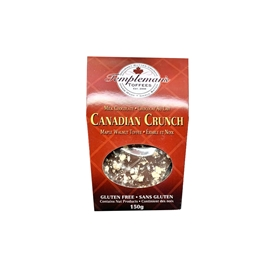 Templemans, Toffee Canadian Crunch 150g