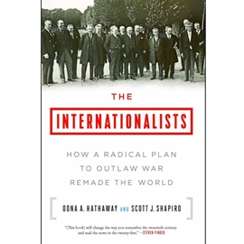 THE INTERNATIONALISTS - BARGAIN BOOK
