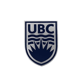 Magnet - UBC Pewter