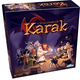 Game - Catacombs of Karak