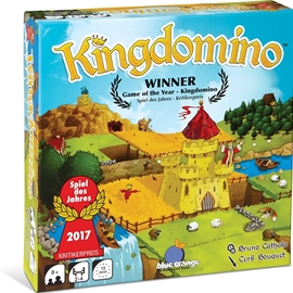 Game - Kingdomino
