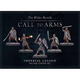 Game - Elder Scrolls Call To Arms: Imperial Legion Faction Starter Set