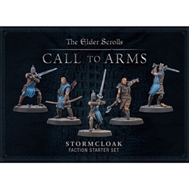 Game - Elder Scrolls Call To Arms: Stormcloak Faction Starter Set