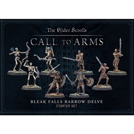 Game - Elder Scrolls Call To Arms: Bleak Falls Barrow Delve Set