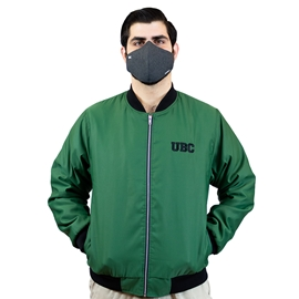 Jacket - College Bomber Forest Green