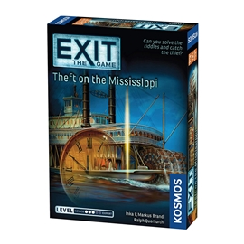 Game - Exit: Theft On The Mississippi