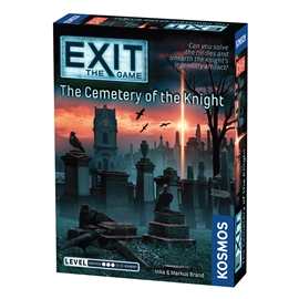 Game - Exit: The Cemetery Of The Knight