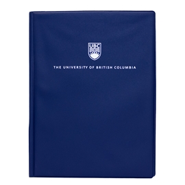 Clipboard - UBC Vinyl Assorted Colours