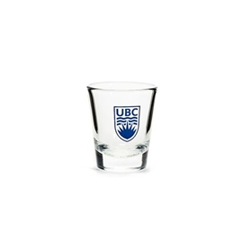 Glass - Shot UBC 2oz
