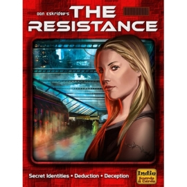 Board Game - The Resistance