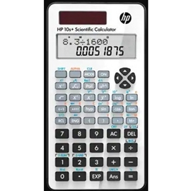 CALCULATOR -  HP 10S SCIENTIFIC SOLAR CALCULATOR