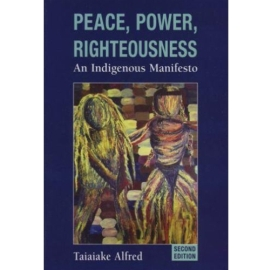 PEACE POWER RIGHTEOUSNESS