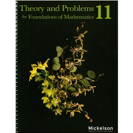 GRADE 11 PRE-CALCULUS : THEORY AND PROBLEMS FOR PRE-CALCULUS MATHEMATICS - GRADE 11 2ND EDN