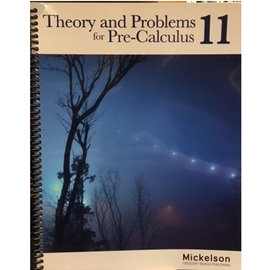 GRADE 11 FOUNDATIONS : THEORY AND PROBLEMS FOR FOUNDATIONS OF MATHEMATICS - GRADE 11
