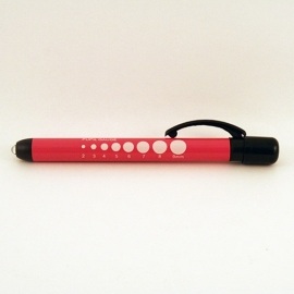 Penlight - Reusable Aluminum Assorted Colours (Okanagan)