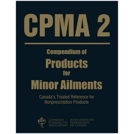 COMPENDIUM OF PRODUCTS FOR MINOR AILMENTS (CPMA 2) 2016