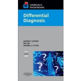 CHURCHILL'S POCKETBOOK OF DIFFERENTIAL DIAGNOSIS [4E]