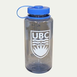 BOTTLE - 32oz UBC Nalgene Grey and Blue