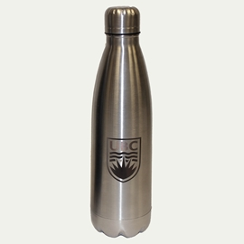 BOTTLE - 17oz UBC Vacuum Insulated Silver