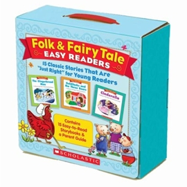 FOLK & FAIRY TALE EASY READERS PARENT PACK