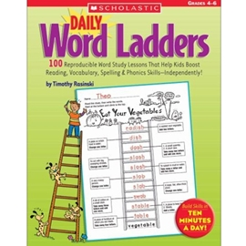 GRADES 4-6 DAILY WORD LADDERS