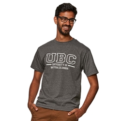 T-Shirt - UBC Basic Charcoal