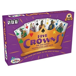 Game - Five Crowns