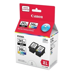 Ink Cartridge - Canon PG-245XL Value Pack