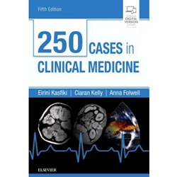 250 CASES IN CLINICAL MEDICINE 5TH EDN
