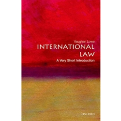 INTERNATIONAL LAW: VERY SHORT INTRODUCTION
