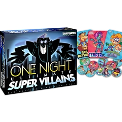Game - One Night Ultimate Super Villains