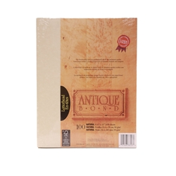 Copy Paper - Antique Bond Natural Colour 24lbs 100Pk