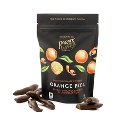Rogers Chocolate - Dark Chocolate Orange Peel 150g
