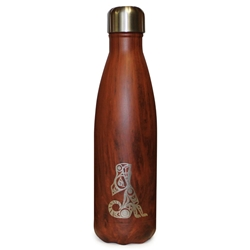Bottle - Wood Wolf Insulated 17oz